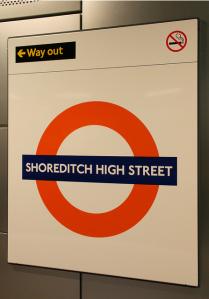 Shoreditch Tube